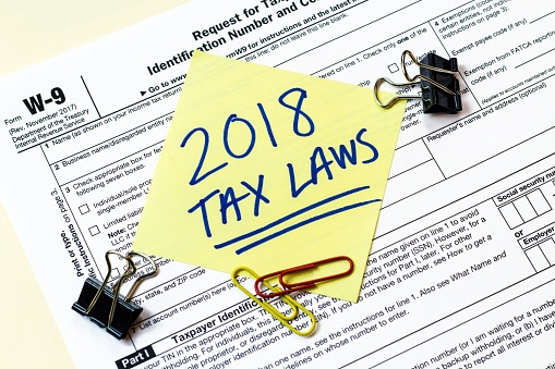 What Changed With The New Tax Law?