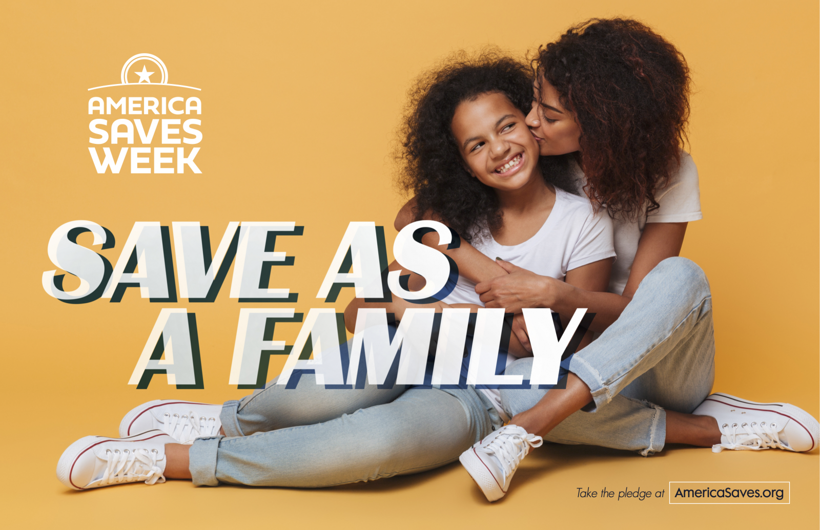 Save as a Family - America Saves Week 2021