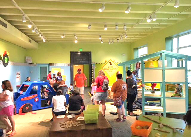 Children's Museum of Evansville - Family Night