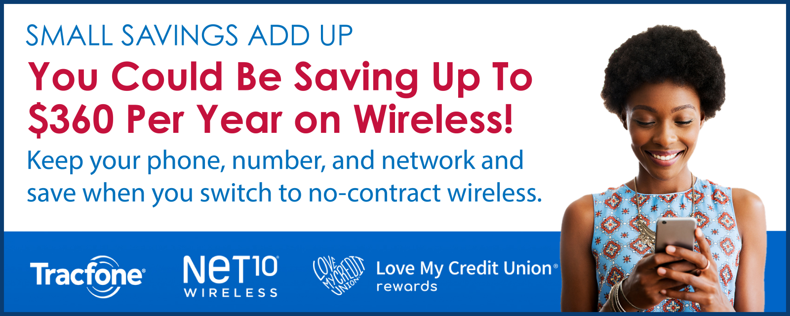 Save on No-Contract Wireless from TracFone