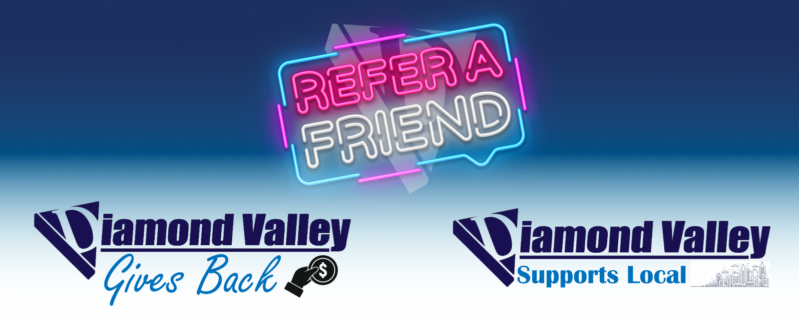 Refer A Friend Is Expanding!