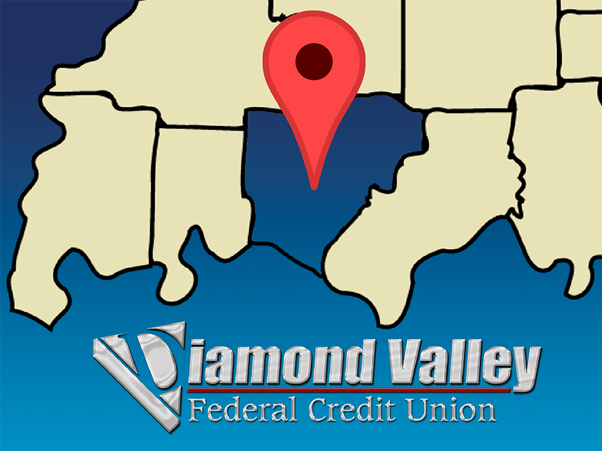 Diamond Valley Federal Credit Union membership is now available to residents and businesses in Warrick County