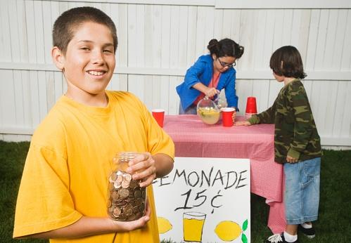 9 Ways For Kids To Make Money