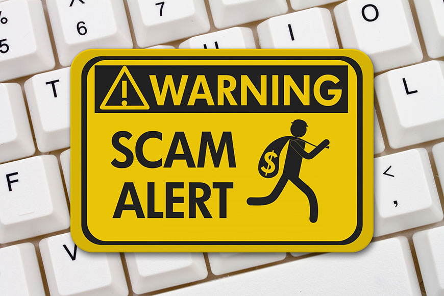 Beware of Remote Deposit Scams