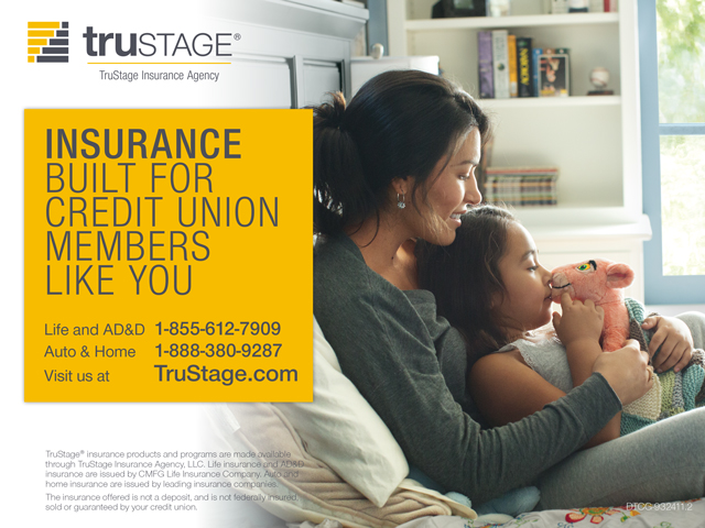 TruStage: Insurance Built For Credit Union Members