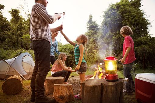 7 Ways To Save Money on Camping Costs